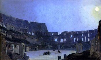 Ippolito Caffi, Roms,-Colosseo.-1832.-Fondazione-Musei-Civici-di-Venezia.-Galleria-Internazionale-d'Arte-Moderna-di-Ca'-Pesaro.-2017-©