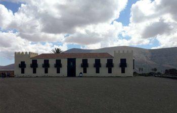 La Oliva case de los Coroneles