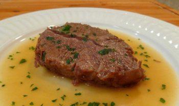 Lombardia carne Manzo all'olio