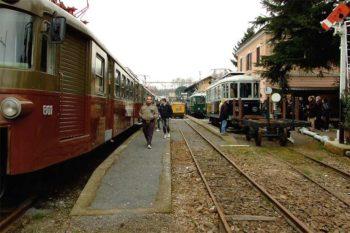 a Sud in treno Mobilità-dolce