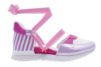 colore Sandalo-Righe-Rosa