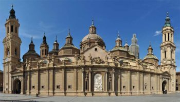 Calanda Saragozza-Basilica-Virgen-del-Pilar
