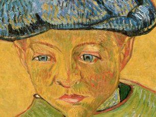 Vincent Willem van Gogh, Portrait of Camille Roulin (1888 o 1889) Philadelphia Museum of Art