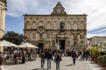 Città d'arte Matera Palazzo Lanfranchi