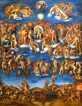 Capodimonte Giudizio-universale-copia-di-Venusti