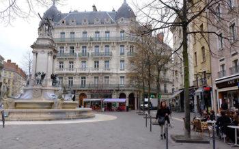 Grenoble Palazzi-nel-centro-storico