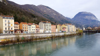 Grenoble Quartiere-Saint-Laurent-ai-piedi-della-Bastille