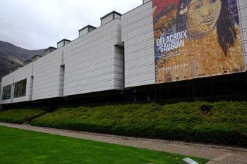 Grenoble esterno-museo
