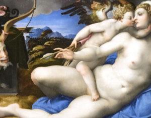 Venere e Amore