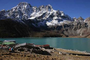 Nepal montagne