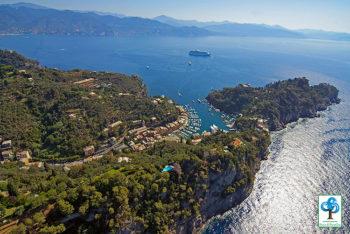 Promontorio di Portofino-il-monte-e-la-penisola