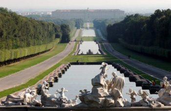 Patrimoni Unesco Reggia-Caserta-parco