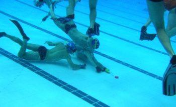 Salento hockey-subacqueo