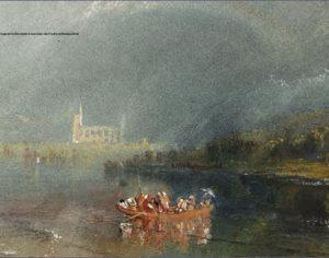 William Turner, Dart Chiostro del Bramante