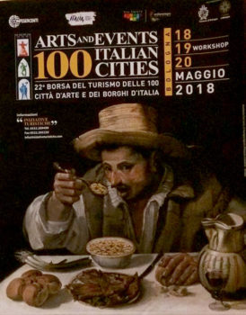 città d'arte borsa-100citta-locandina