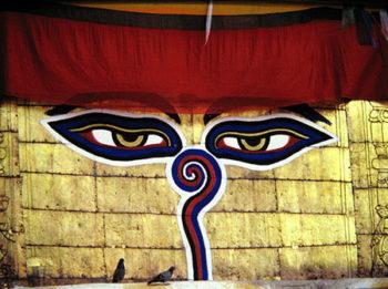 Nepal tempio