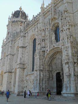 Lisbona 06 Evora Monastero los Jeronimos