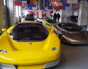La collezione Bertone al Museo Volandia