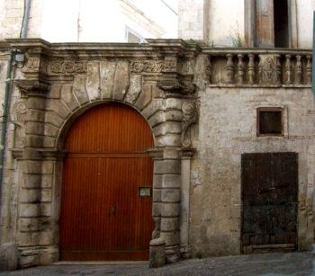 Bitonto Cortili Aperti Palazzo-Bove
