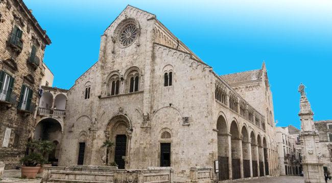 La cattedrale di Bitonto
