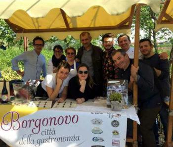 Viaggi gustosi Borgonovo-2017-Protagonisti