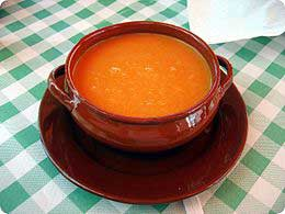 Cucina andalusa Gazpacho