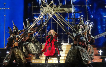 Las Vegas Madonna Rebel-Heart-Tour