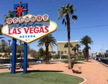 Las Vegas cartello-di-benvenuto