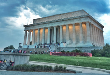 Tour storico a Washington Lincoln Memnorial