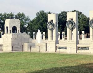 National World War Memorial (Ph: Benoit Prieur)