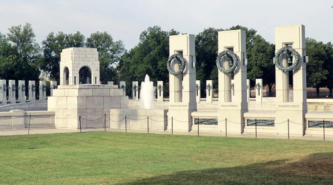 National World War Memorial (Ph: Benoit Prieur)