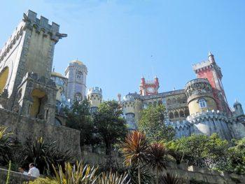 Lisbona Palazzo di Regaleira 1