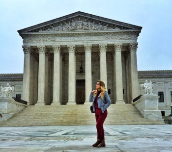 Tour storico a Washington Palazzo-di-giustizia