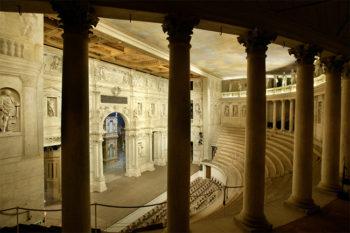 Palladio Olimpico Teatro olimpico di Vicenza