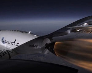 SpaceShipTwo, la navetta di Virgin Galactic
