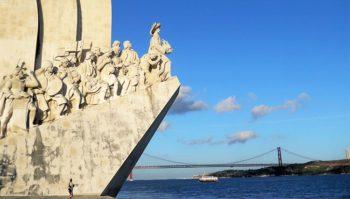 Lisbona Il ponte Vasco De Gama