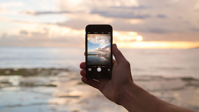Scatti di viaggio… con lo smartphone! Come scegliere il miglior cellulare per fare foto