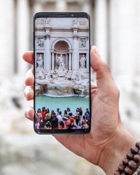 assicurazione cellulare Roma-Fontana-di-Trevi