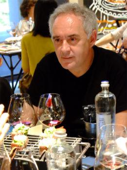 Bocuse d'Or Ferran-Adrà-al-Ristorante-Condividere