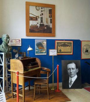 Museo della Radio Museo-Guglielmo-Marconi