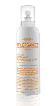 solari My.Organics MyTan Sun Protection