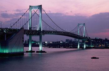 Tokyo attraverso i quartieri Rainbow-Bridge1©TCVB