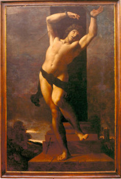 Restauri in mostra San-Sebastiano