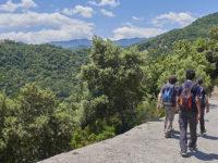 Trekking a Natile Vecchio, Reggio Calabria (foto: Emilio Dati © Mondointasca.it)