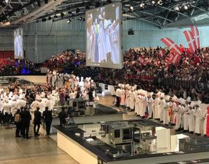 La cerimonia della finale Europea di Bocuse d'Or