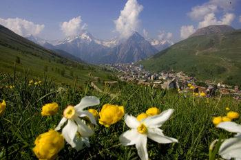le 2 Alpes panorama-della-stazione