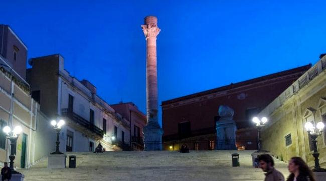 Colonne terminali della via Appia a Brindisi