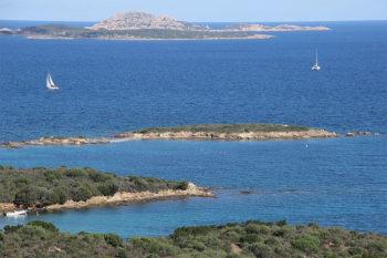 Barca a vela Sardegna isola-Portisco