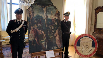 Montevergina Carabinieri-tutela-patrimonio-pala-ritrovata