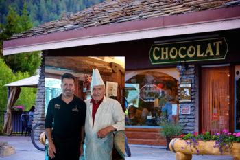 Estate a La Thuile Chocolat-Stefano-e-Umberto-Collom